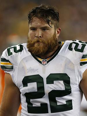 Aaron Ripkowski beard