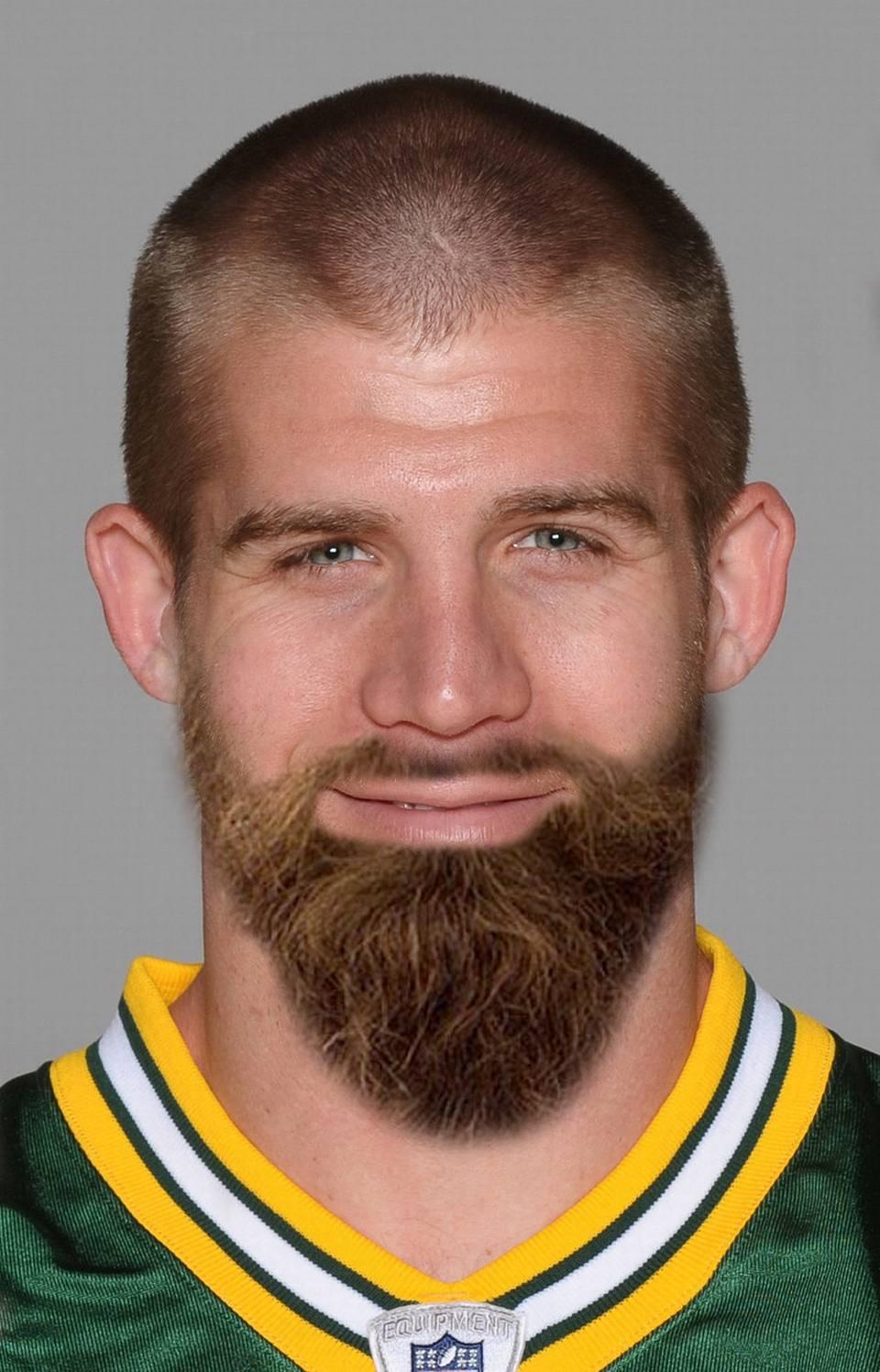 Jordy Nelson... With a Beard | Samson The Beard