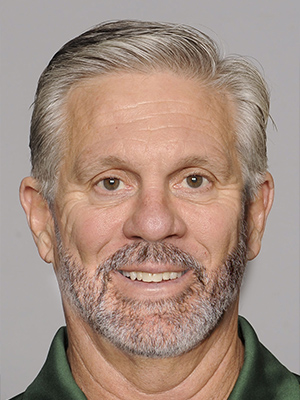 ron zook with a beard