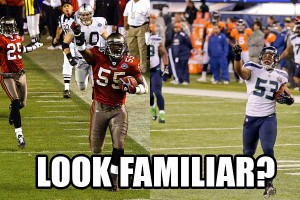 seahawks of 2010 are the buccaneers of 2000