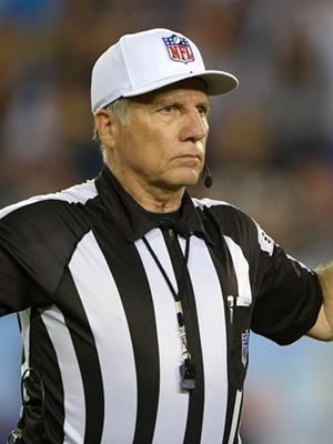 Referee Power Rankings Samson The Beard