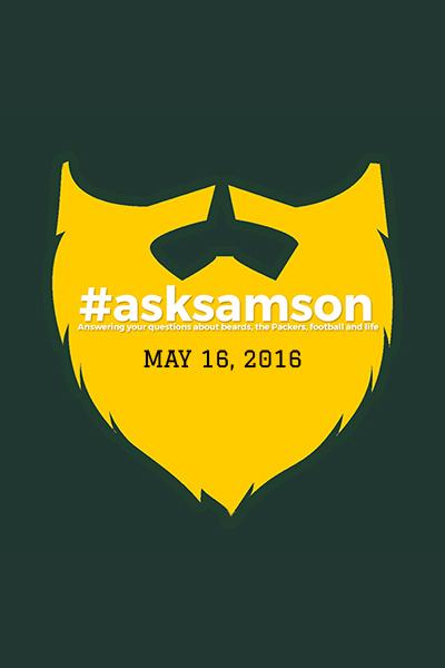 #asksamson May 16, 2016