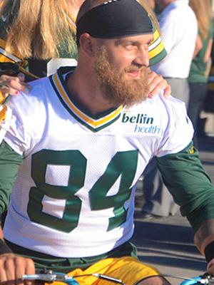 Jared Abbredaris beard